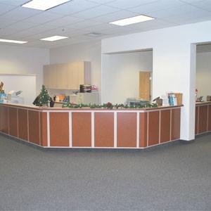 Furniture, Counter & Casework